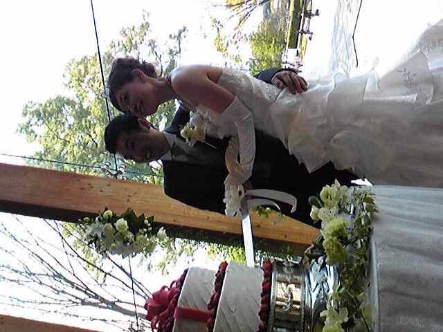 ほったま姉の結婚式♪