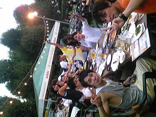 「SHUFFLE」BBQ日記①