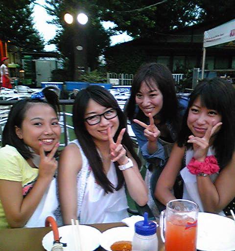 「SHUFFLE」BBQ日記②
